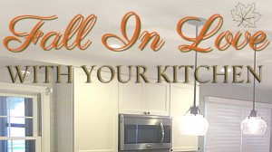 Fall In Love With Your Kitchen! 🍁