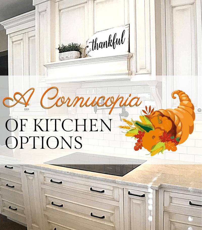 Fall-Nominal Kitchens! 🍂