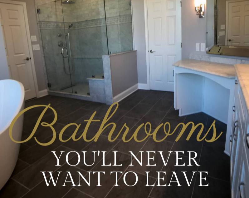 Bathrooms You'll Never Want To Leave 🚿