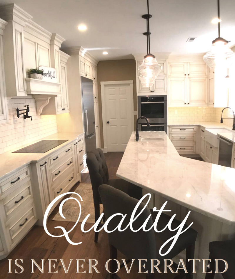 Quality Is Never Overrated!
