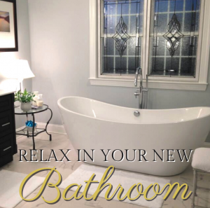 Read more about the article Relax In Your New Bathroom!