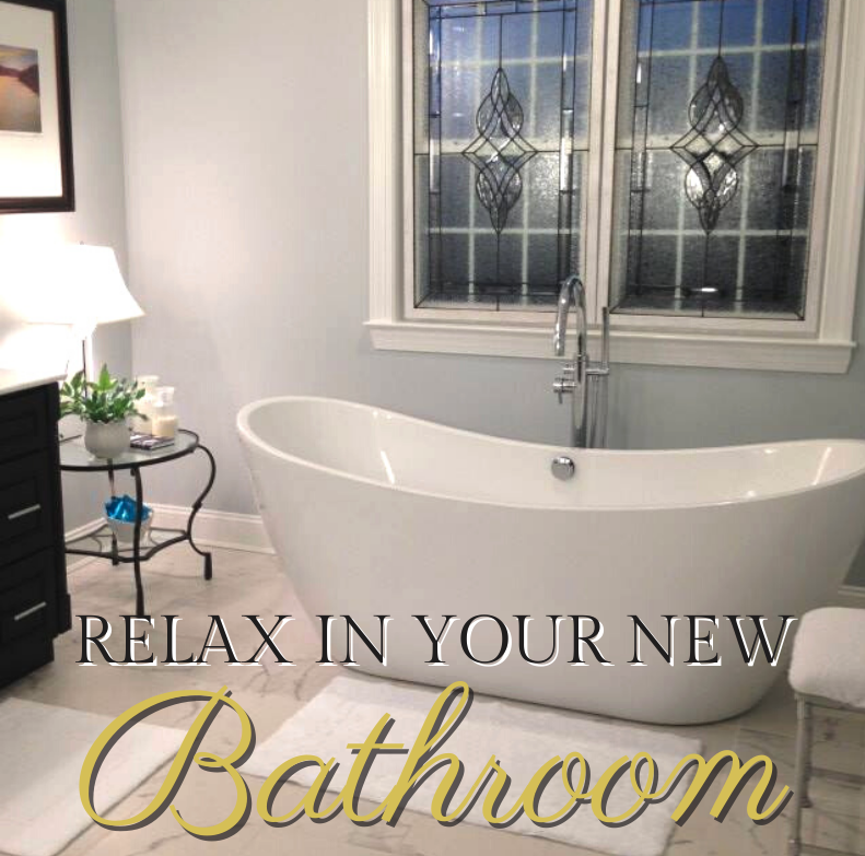 Relax In Your New Bathroom!