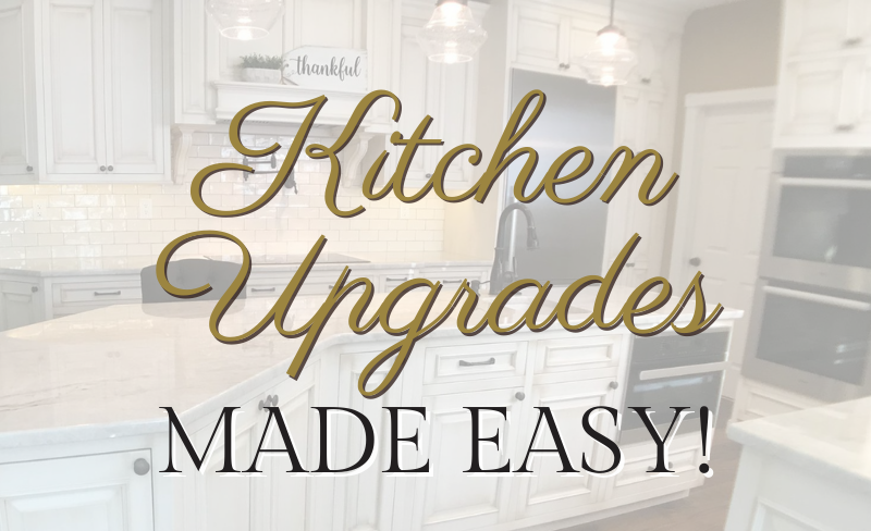 Read more about the article Kitchen Upgrade, Made Easy!